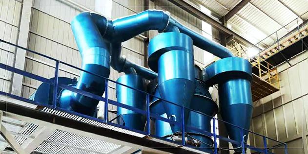 氢氧化钙厂家生产设备