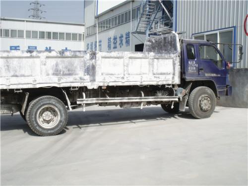 氢氧化钙运输车