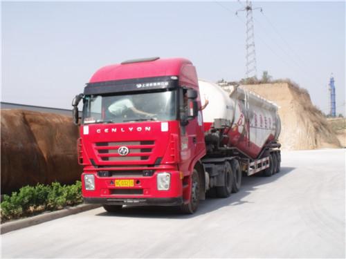 氢氧化钙运输罐车