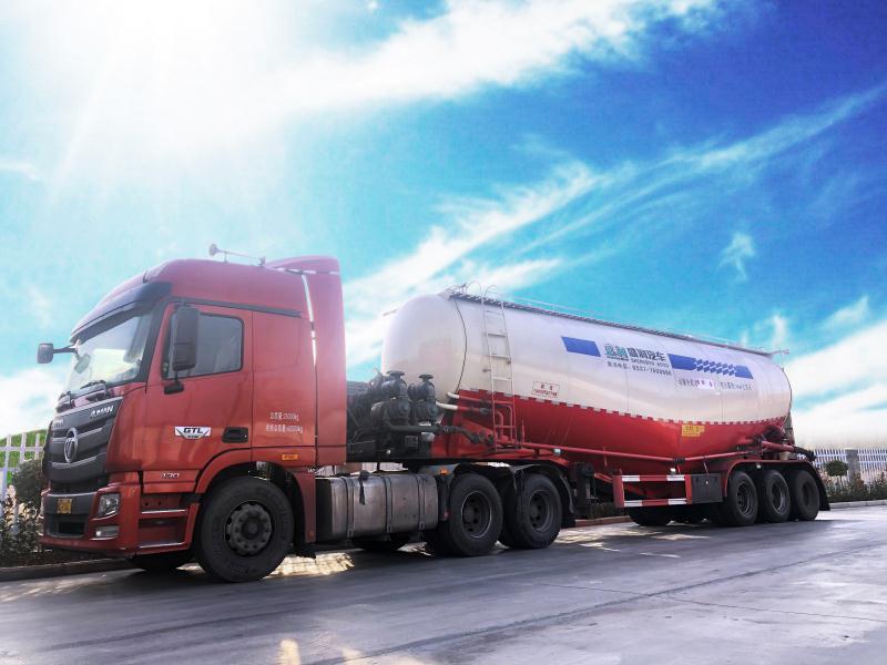 散装(罐车)氢氧化钙