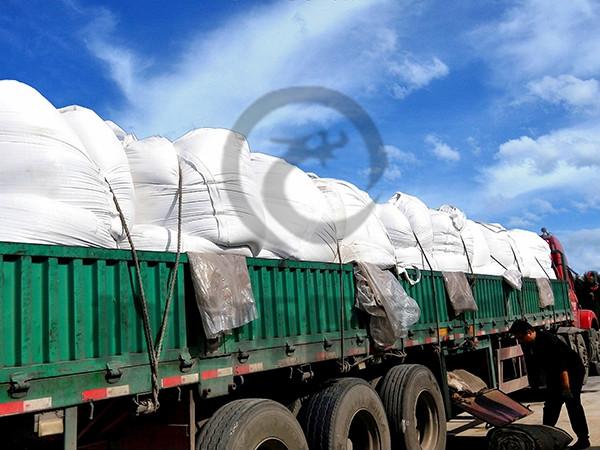 吨包氧化钙